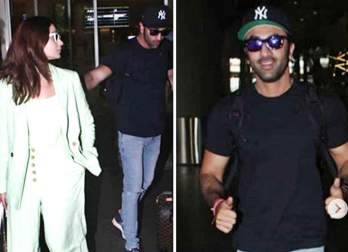 Here's why Alia Bhatt returned to Mumbai with BF Ranbir Kapoor leaving 'Brahmastra' schedule halfway