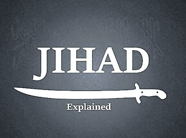 Can't dub person terrorist on use of word 'jihad': Maharashtra Court