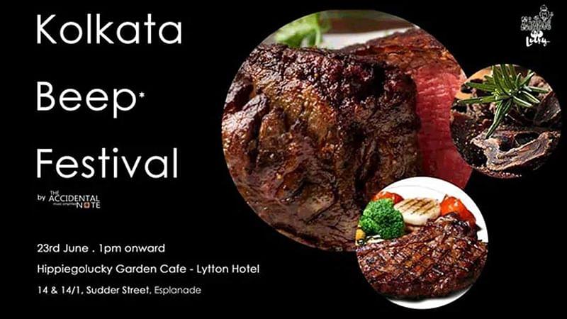 Kolkata beef food festival cancelled