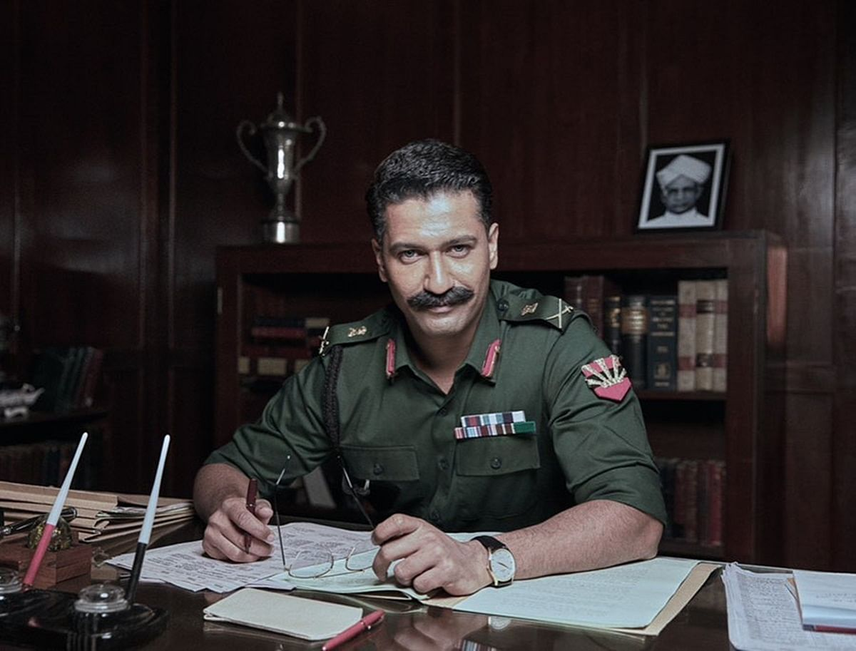 Vicky Kaushal looks unrecognisable as Sam Manekshaw in Meghna Gulzar's next