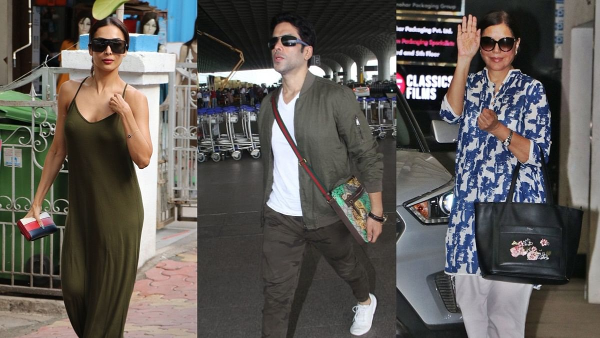 Did you see these recent pictures of Malaika Arora, Taapsee Pannu and others?