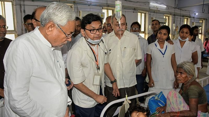 Bihar: Death toll due to Encephalitis rises to 111; CM Nitish Kumar faces protest by kins