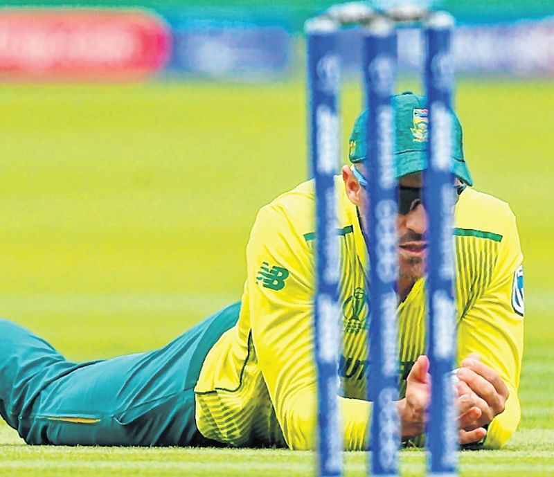 World Cup 2019: Embarrassment for South Africa