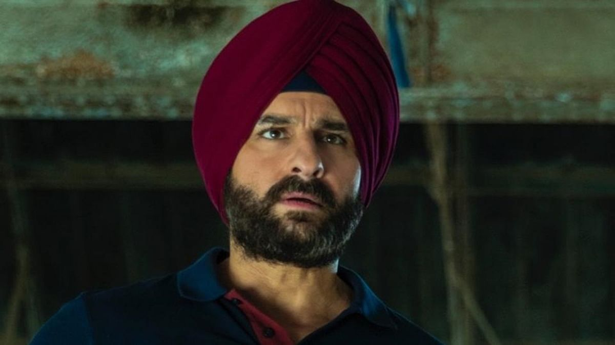 Guru ka thoda zyada ho gaya: Saif Ali Khan reveals what even his spotboy hated in 'Sacred Games' Season 2