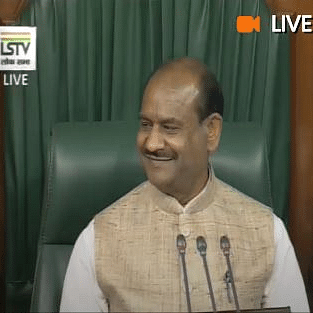 Will take decision after consulting leaders: Om Birla on Azam Khan