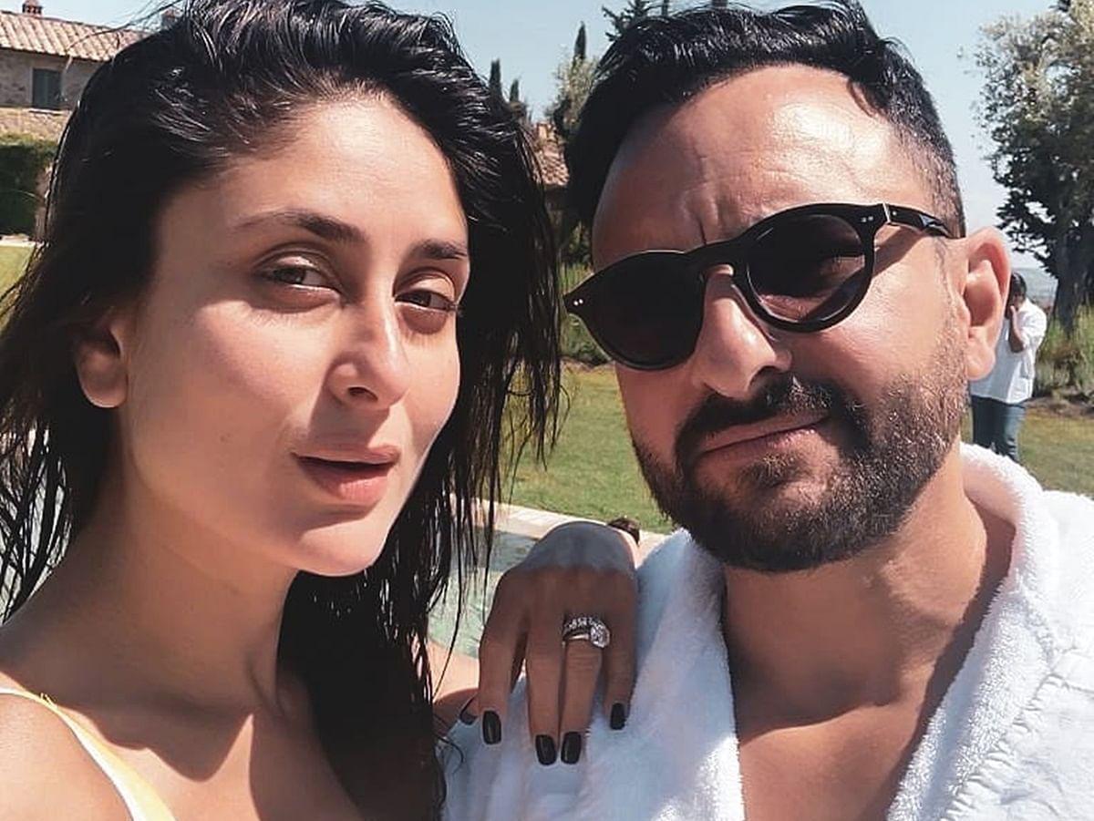 Saif Ali Khan's wife Kareena Kapoor to play his ex-GF in 'Jawaani Jaaneman'?
