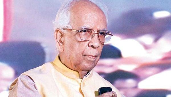 West Bengal Governor Keshari Nath Tripathi briefs HM Amit Shah and PM Modi