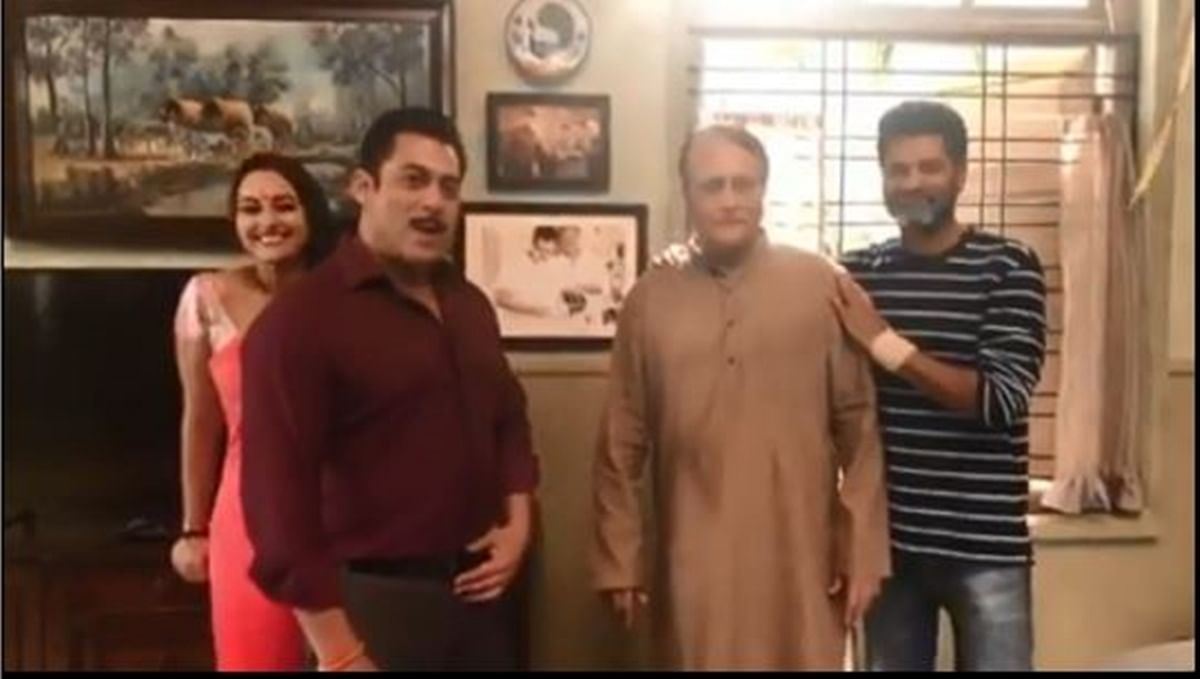 Vinod Khanna's brother Pramod roped in to play Salman's father in 'Dabangg 3'