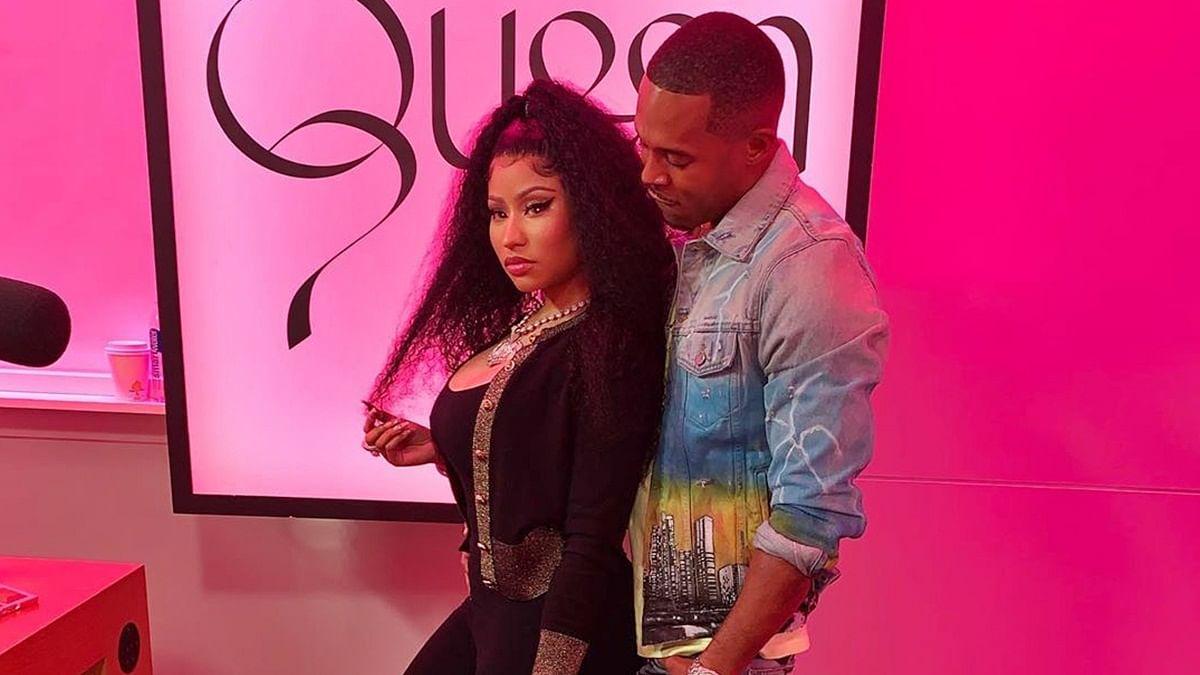 Nicki Minaj to walk down the aisle soon with Kenneth Perry