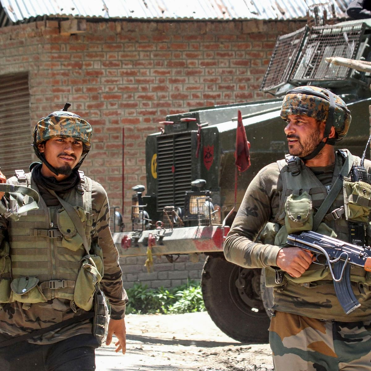 Terrorist killed in encounter with security forces in Jammu and Kashmir's Anantnag