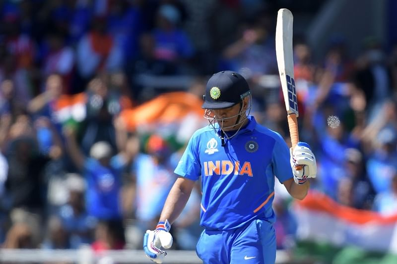 World Cup 2019: Virat Kohli, MS Dhoni guide India to 268/7 against West Indies