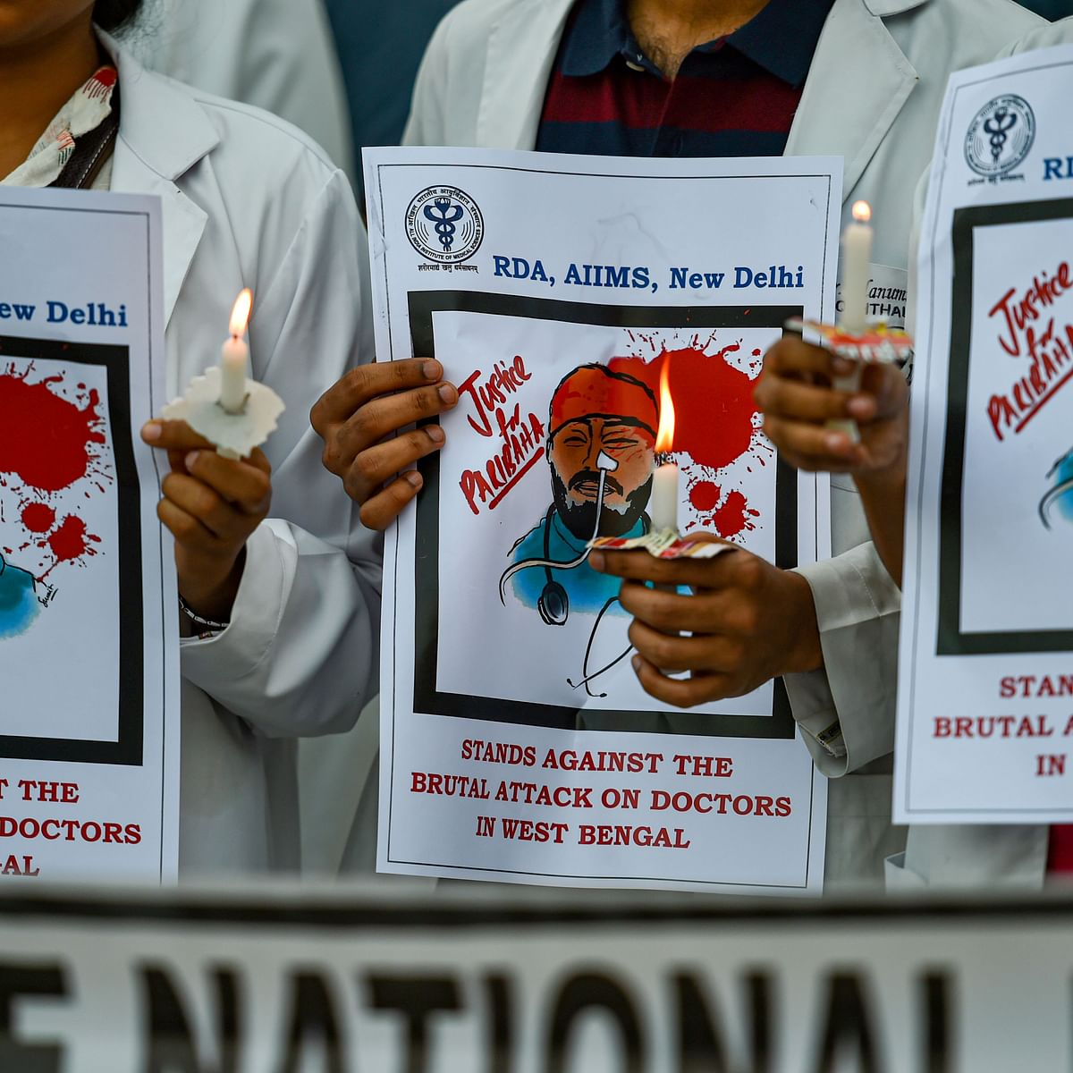 IMA to go ahead with June 17 nationwide strike in support of protesting West Bengal doctors