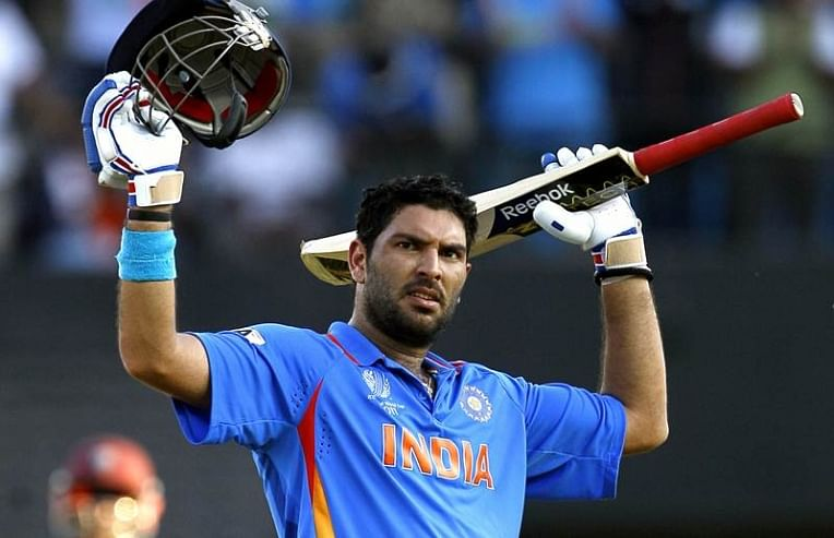 Look forward to playing with the world's biggest names: Yuvraj Singh on playing for Maratha Arabians in Abu Dhabi T10 league