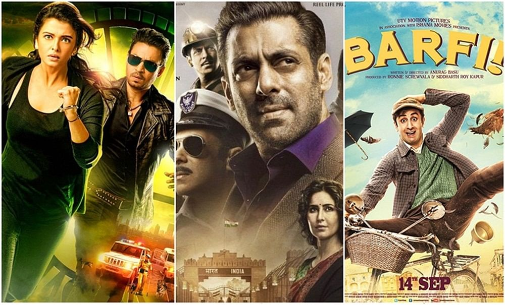 Not just Salman Khan's Bharat, 10 Bollywood films that are also Korean adaptations