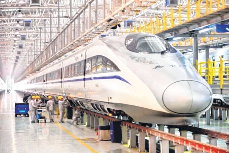 Only 39 percent of land needed for bullet train project acquired