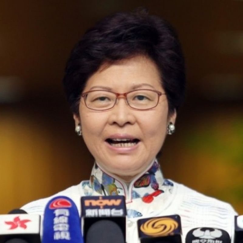 Violence will only escalate 'tragedies', says Carrie Lam