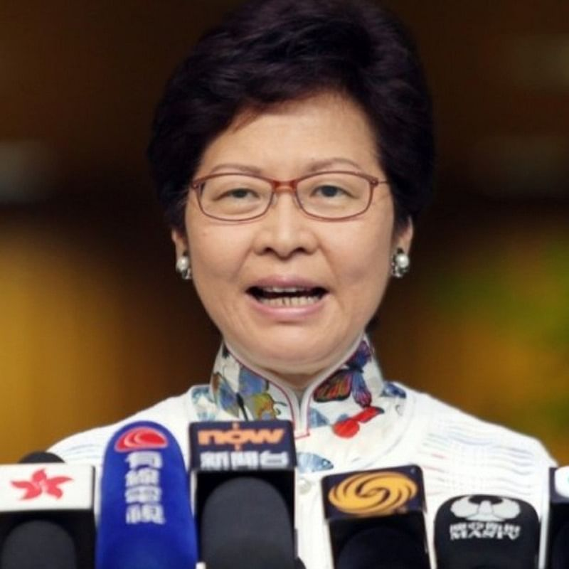 Hong Kong chief issues 'most sincere' apology over extradition bill