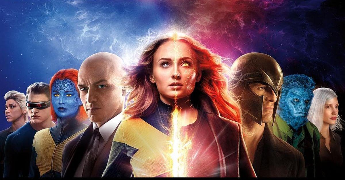 Sombre sci-fi thriller - X-Men: Dark Phoenix Review