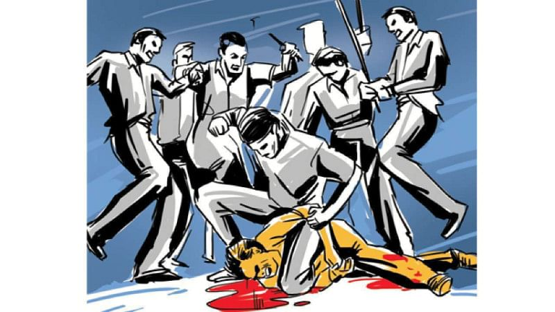 Alleged cow smuggler beaten up by vigilantes in Rajasthan's Alwar