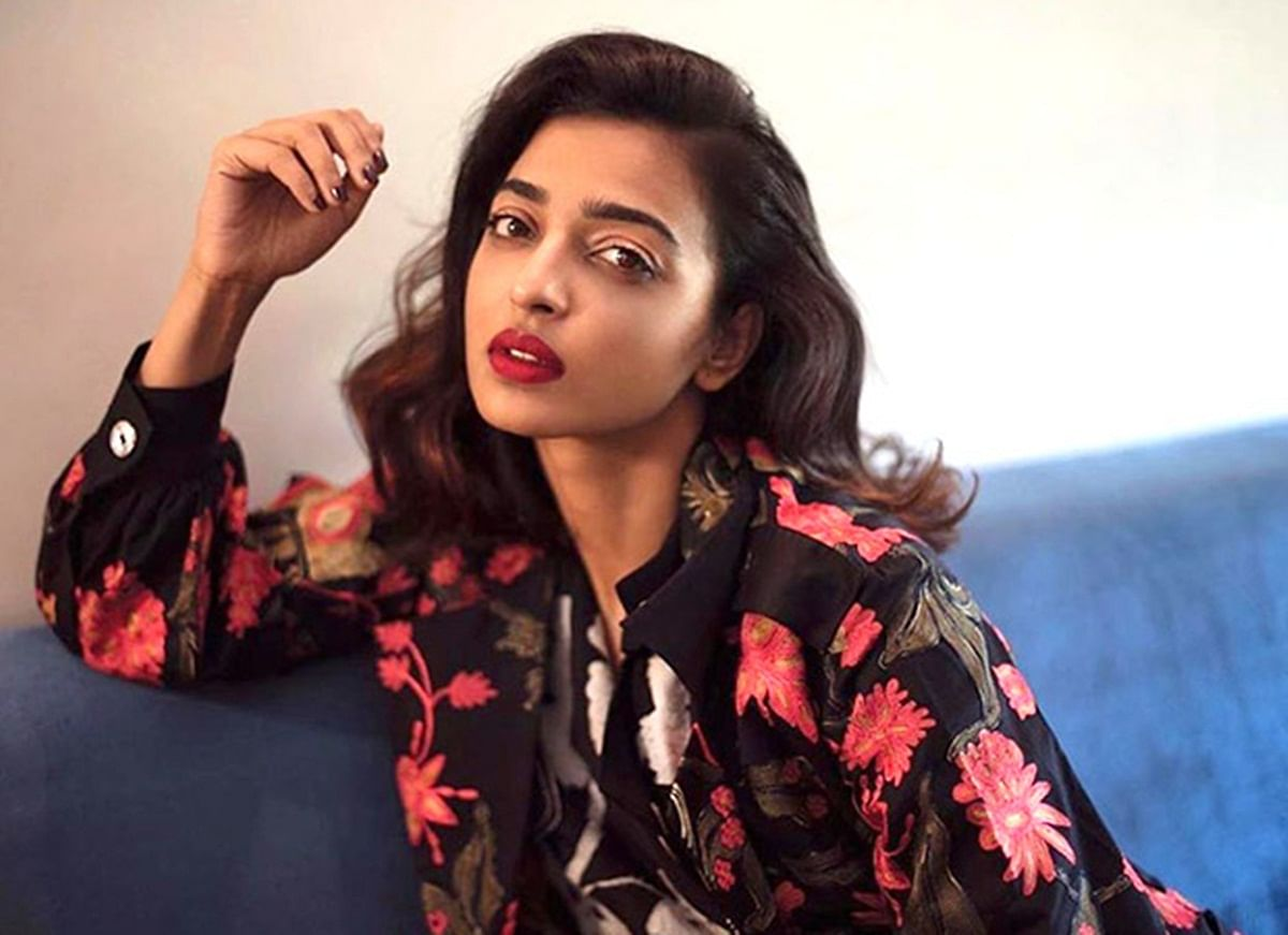 Radhika Apte is a ray of sunshine as she gears up to go scuba diving