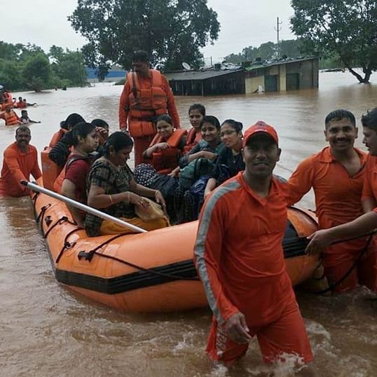 Mumbai Rains: What took authorities so long, ask distressed passengers of Mahalaxmi Express