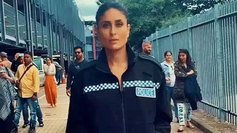 Kareena Kapoor Khan is killing it as a cop in 'Angrezi Medium'