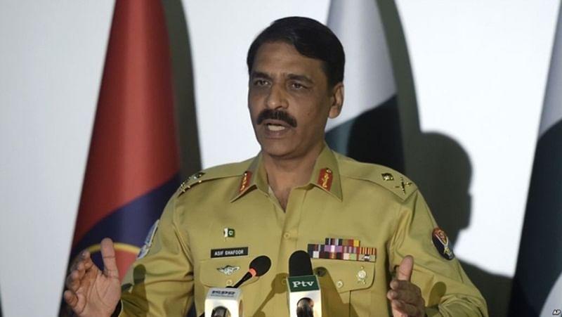 Pakistan not responsible for missing people: Asif Ghafoor