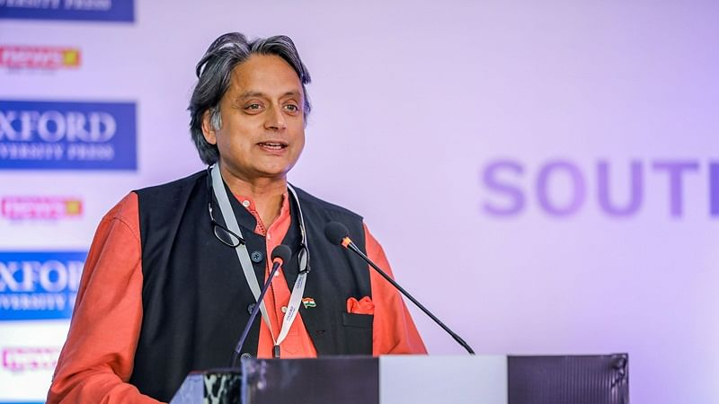 Politics as a profession not been very representative of youth in India: Shashi Tharoor
