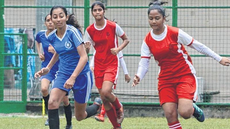 MSSA: Striker Sai Sankhe simply superb