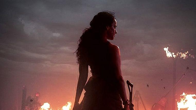 Kangana Ranaut looks badass in her next action thriller 'Dhaakad'