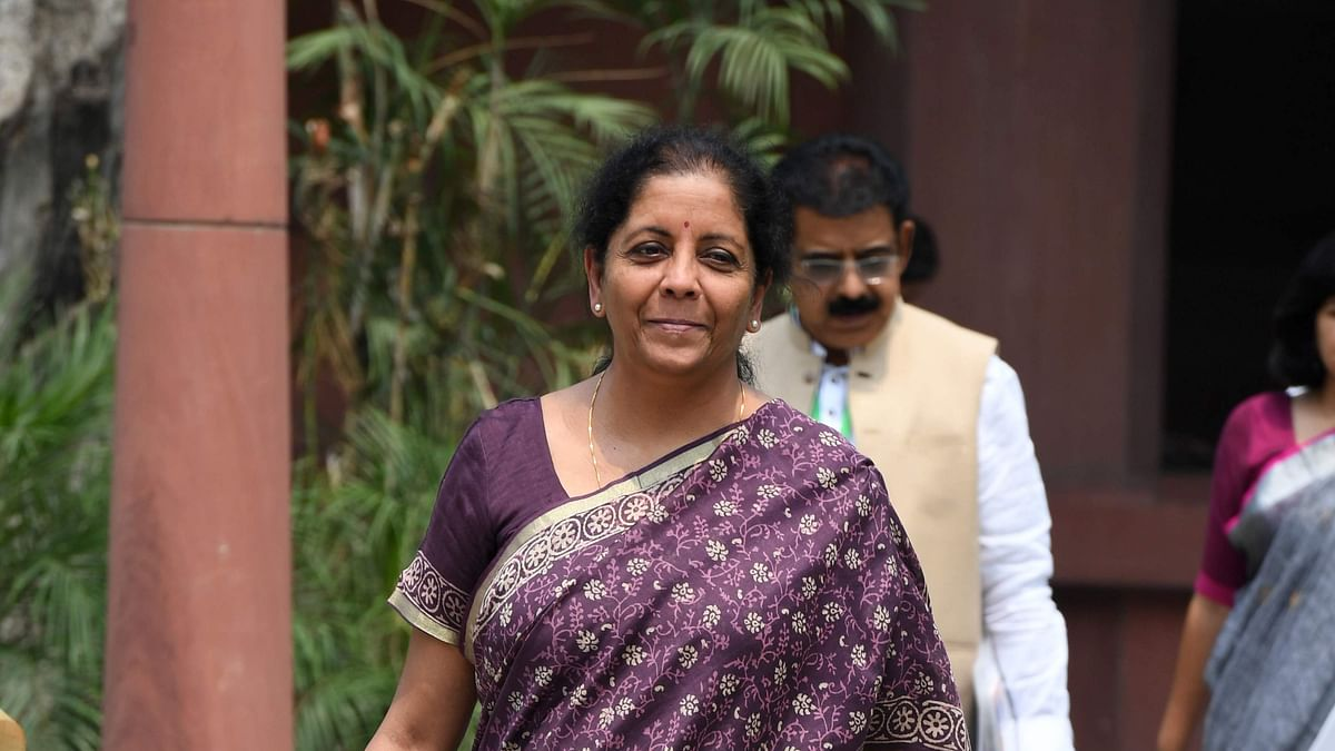 There are clear signs of revival in industrial production, fixed investment: Sitharaman
