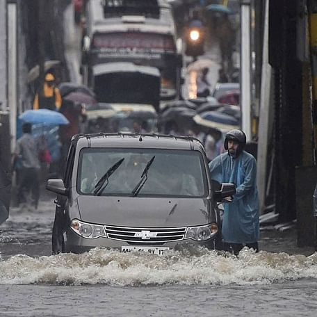 Revolver Ranee: Mumbai's monsoon suffernama and leaving Zaira alone
