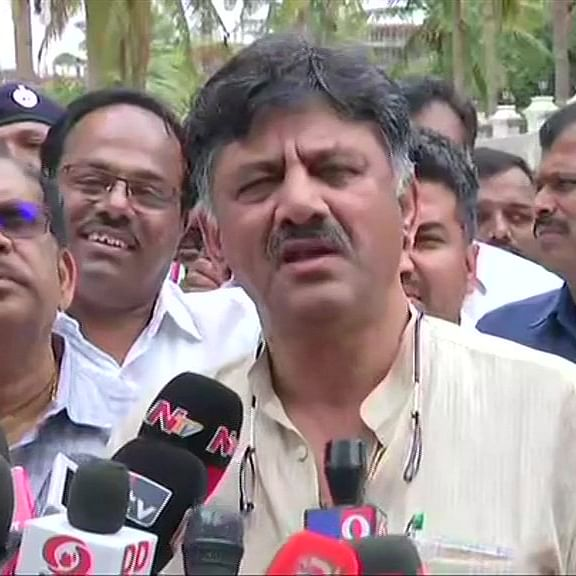 After ED, CBI to lodge complaint against DK Shivakumar in money laundering case
