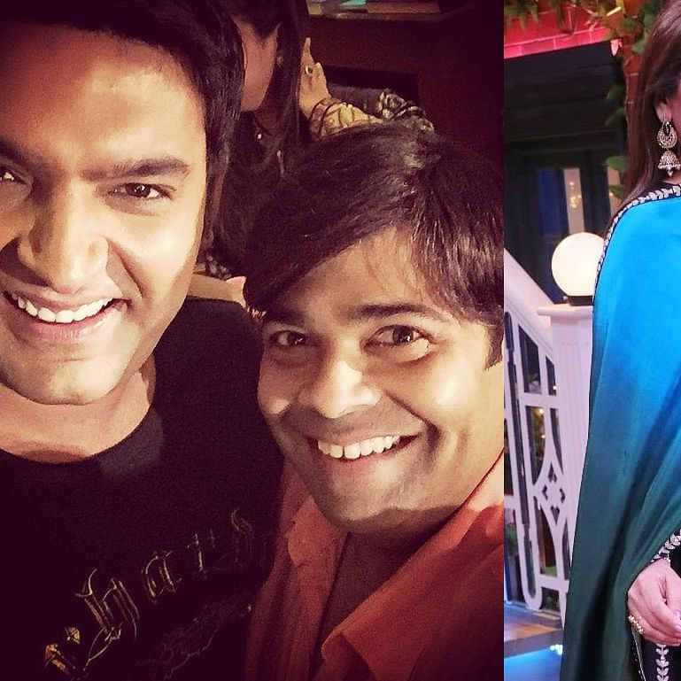 Archana Puran Singh, Kiku Sharda  roped in to voice 'The Angry Birds 2'  with Kapil Sharma