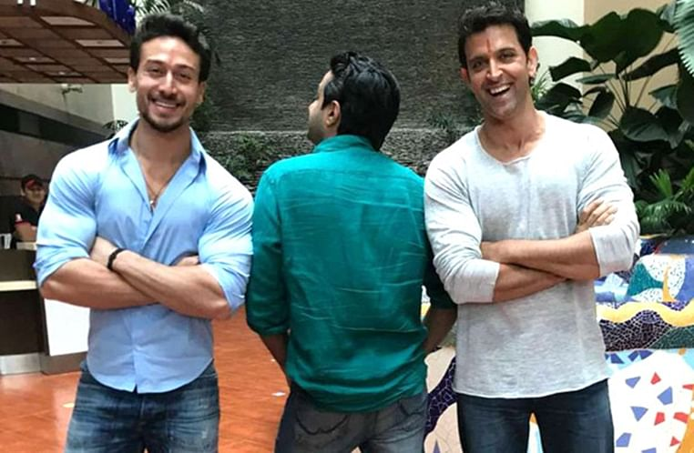 Hrithik Roshan claims Tiger Shroff is way BETTER than him, spills beans on his YRF film