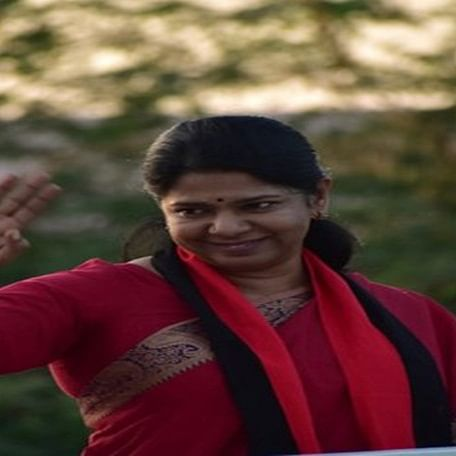 Campaign starts: BJP leader B L Santhosh's dig at Kanimozhi over language row