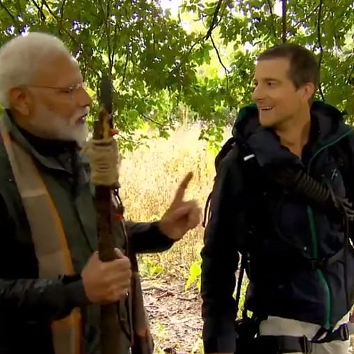 Twitter goes wild over #PMModiOnDiscovery