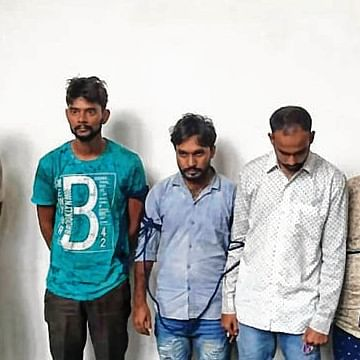 Software engineer among 4 held for changing IMEIs of stolen phones