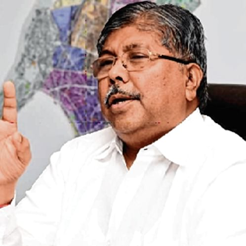 India will run as per wishes of Hindu majority: Chandrakant Patil