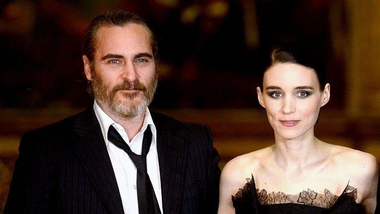 Joaquin Phoenix, Rooney Mara welcome baby boy