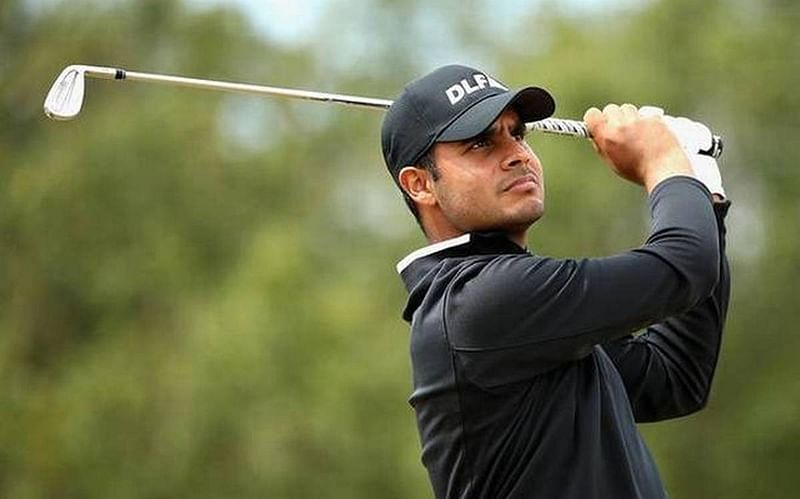 Shubhankar Sharma shoots best