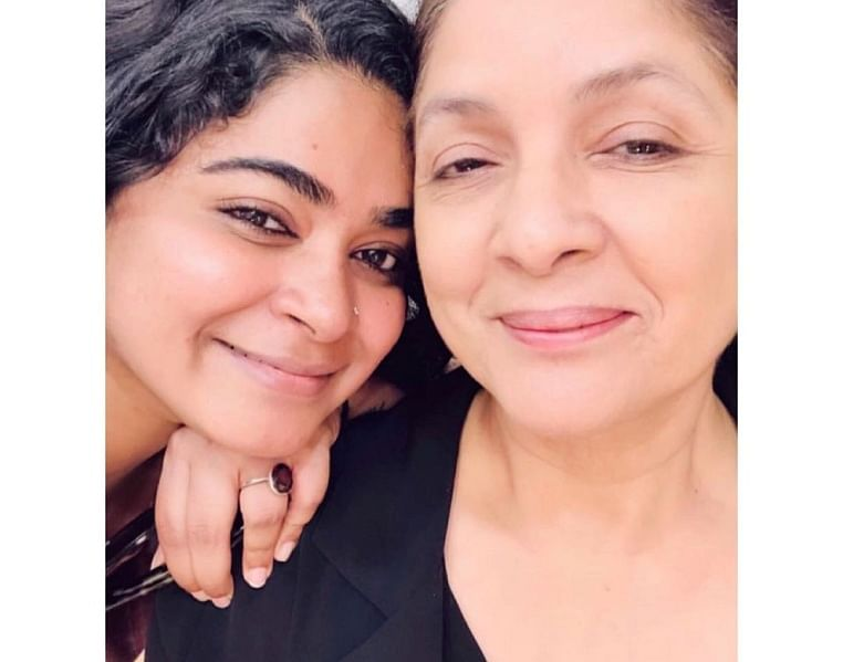 'Panga' director Ashwiny Iyer Tiwari pens sweet message for Neena Gupta