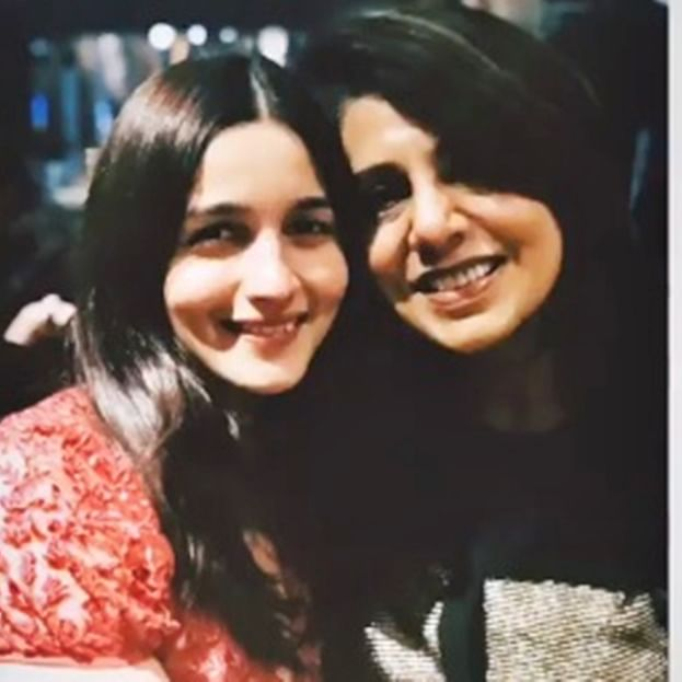 Alia Bhatt's sweetest birthday wish for beau Ranbir Kapoor's mother Neetu Kapoor