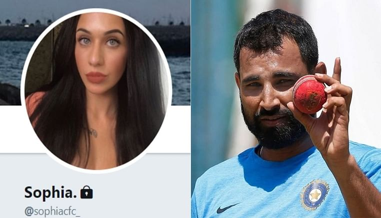 Mohammad Shami in controversy again, woman alleges Instagram stalking