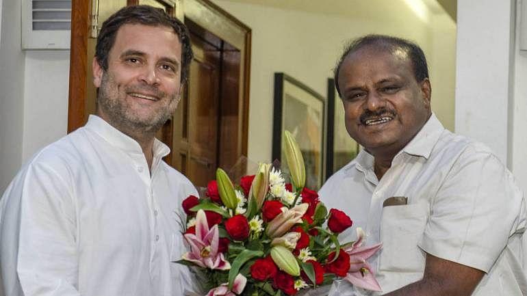 Karnataka's JDS-Congress coalition government to take floor test on July 18