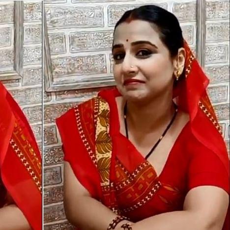 "Watch Vidya Balan take a jibe at TikTok with her very own ""Tak-Tuk"" video"