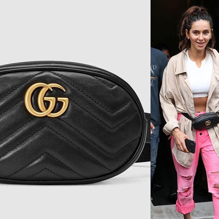 Check out Shibani Dandekar's mini Gucci bag worth Rs 80K!