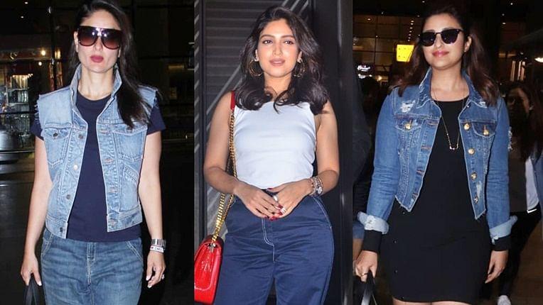 Paparazzi Files: Kareena Kapoor, Parineeti Chopra, and others snapped around Mumbai
