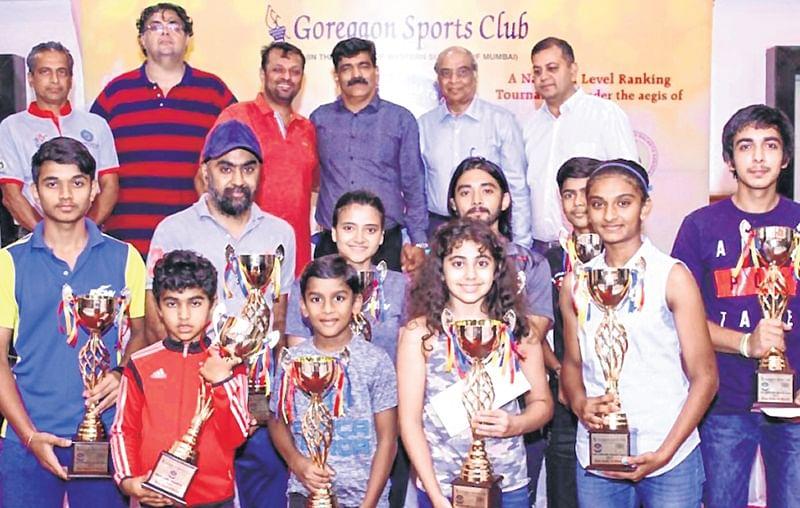 All India squash Open: Top seeds Abhishek Pradhan, Urwashi Joshi champs