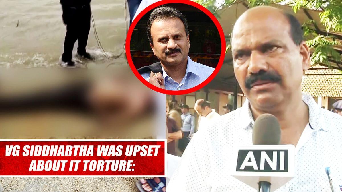 VG Siddhartha Was Upset About IT Torture: Sringeri MLA TD Rajegowda